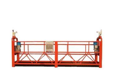 zlp500 aerial suspendido platform cradle construction equipment para sa exterior wall