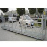 zlp630 lubid nasuspinde platform / electric indayog yugto / plantsa para sa window cleaning machine