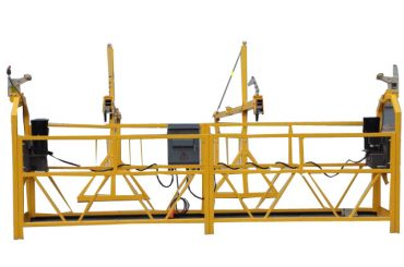 ang pang-ekonomiyang nag-iisang pedal ay sinuspinde ang nagtatrabaho platform